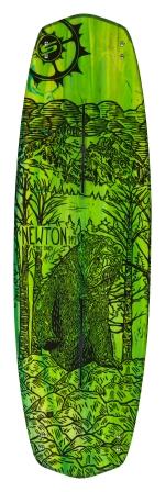 Slingshot - 2013 Newton Wakeboard