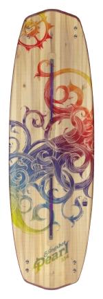 Slingshot - 2013 Pearl Wakeboard