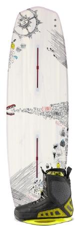 Slingshot - 2013 Response w/RAD Wakeboard Package