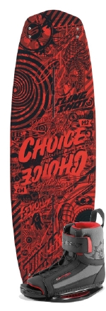 Slingshot - 2014 Choice w/Option Wakeboard Package