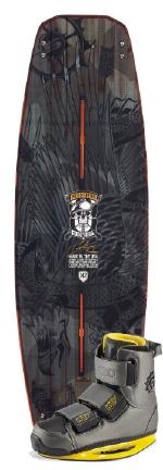 Slingshot - 2014 Lyman w/KTV Wakeboard Package