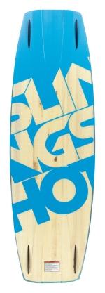 Slingshot - 2014 Oli w/RAD Wakeboard