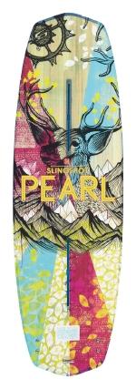 Slingshot - 2014 Pearl Wakeboard