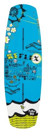Slingshot - 2014 Reflex Wakeboard