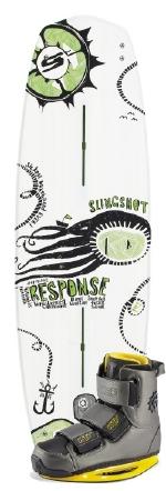 Slingshot - 2014 Response w/KTV Wakeboard Package