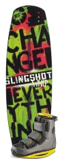 Slingshot - 2014 Whip w/KTV Wakeboard Package