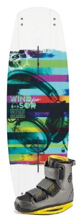 Slingshot - 2014 Windsor w/KTV Wakeboard Package
