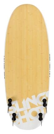 Slingshot - 2014 SP 5' WVX Wakesurfer