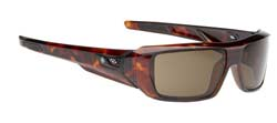 Spy Sunglasses - HSX Sunglass - Tortoise/Bronze
