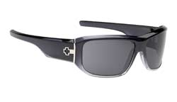 Spy Sunglasses - Lacrosse Sunglasses - Black Fade/Grey