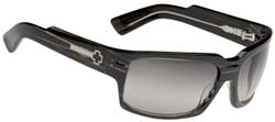 Spy Sunglasses - Byron - Black Linear Tortoise/Grey