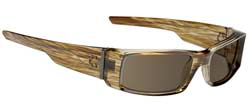 Spy Sunglasses - Hielo Sunglasses - Brown Stripe Tortoise/Bronze