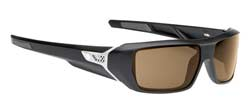 Spy Sunglasses - HSX Sunglass - Black Matte/Bronze Cat 4