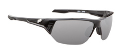 Spy Sunglasses - Alpha Sunglasses - Black - Grey w/Black Mirror