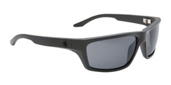 Spy Sunglasses - Kash Sunglasses - Matte Black/Grey