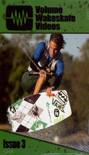 Volume Wakeskate Videos - Volume Wakeskate Videos Issue #3 - DVD