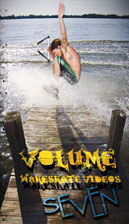 Volume Wakeskate Videos - Volume Wakeskate Videos Issue #7 - DVD