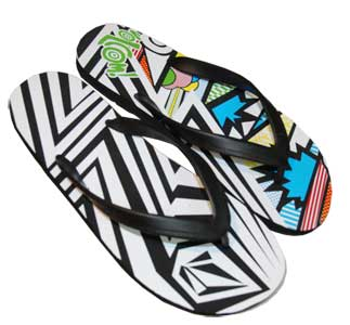 Volcom - Moto Stone - Men's Sandal