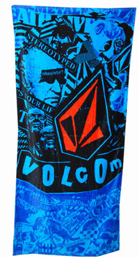 Volcom - Collage Towel