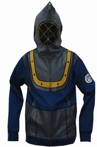 Volcom - Deep Sea Diver Fill Zip Youth Hoodie